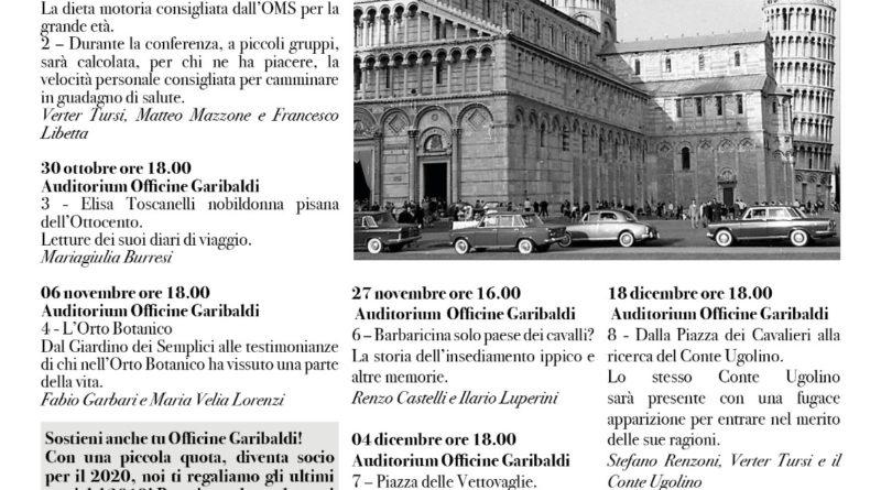 PISA TRA STORIA E CRONACA: RIFLESSIONI SULLA CITTA'