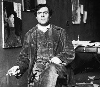 """""""Modigliani e l'avventura di Montparnasse""""-  Modì torna nella sua casa Livorno"""