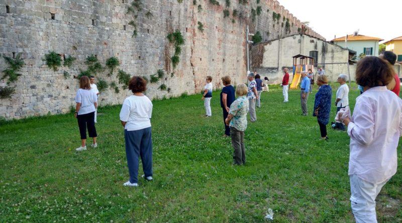 Pisa città che cammina sotto le mura