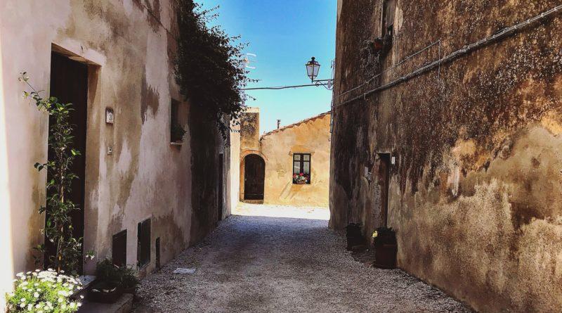 La città etrusca in Toscana